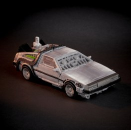 back to the future transformers gigawatt figure - car front