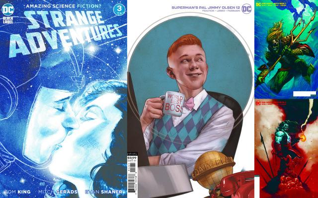 dc comics 7-14-20