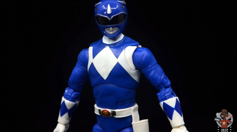 power rangers lightning collection blue ranger figure review - main pic