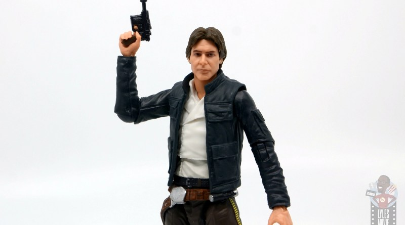 star wars the black series han solo figure review - main pic