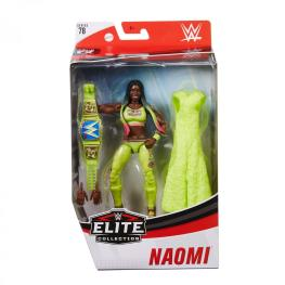 wwe elite 78 - naomi chase -front package