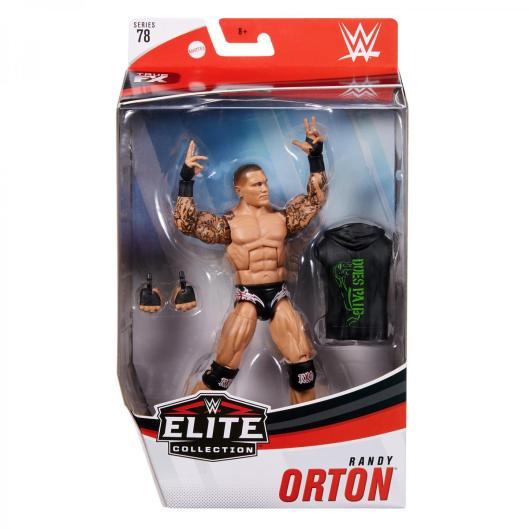 wwe elite 78 randy orton - front package