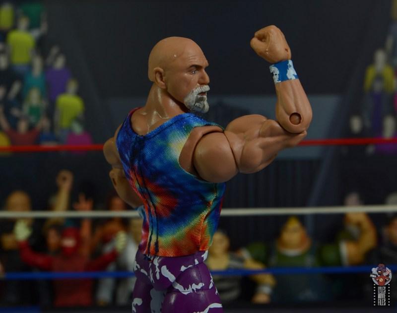 wwe elite 78 superstar billy graham figure review - 23-inch python