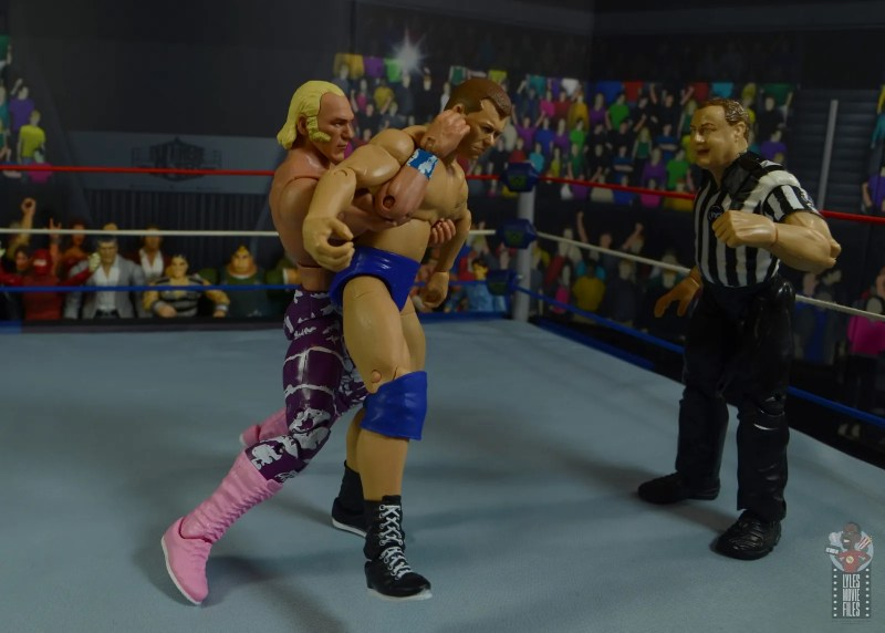 wwe elite 78 superstar billy graham figure review - full nelson to bob backlund