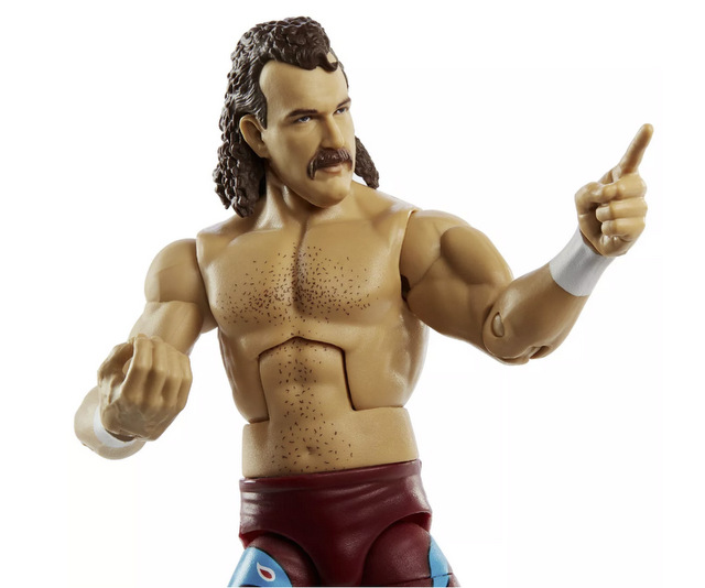 wwe legends series 8 jake the snake