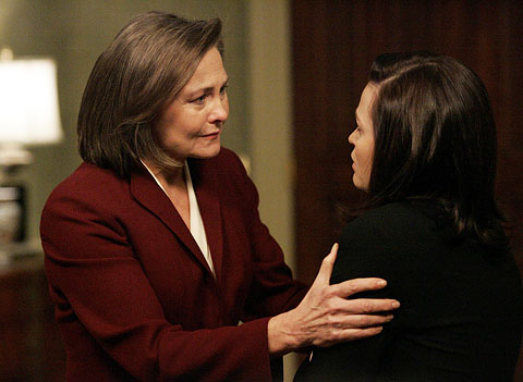 24 season 7 review - allison and olivia taylor