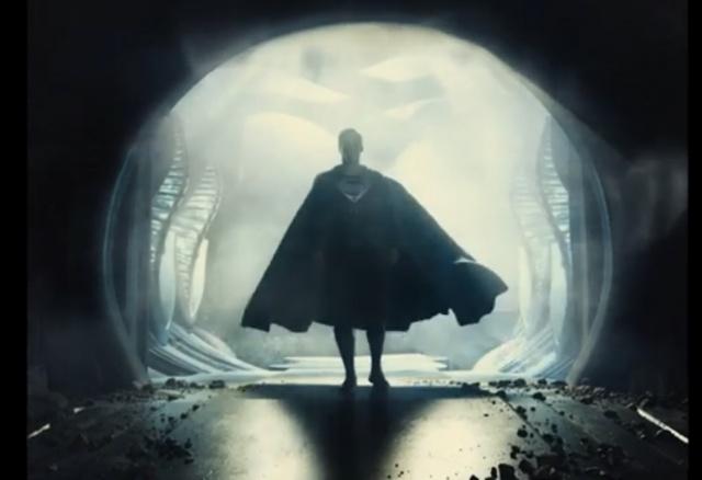 Snyder cut justice league Superman