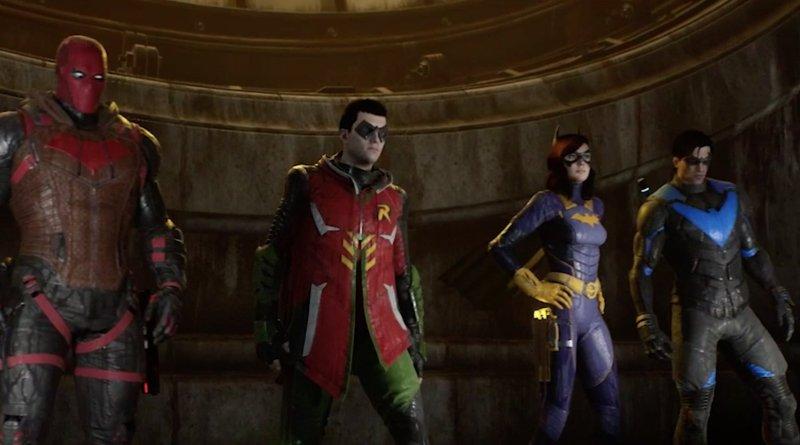 Dc FanDome - Gotham Knights