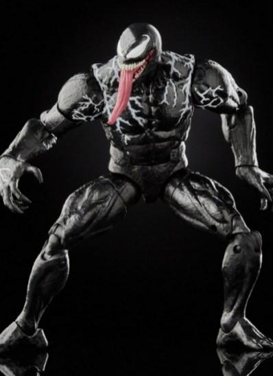 Marvel Legends Series Venom – crouching