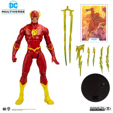 McFarlane Toys DC Multiverse -Flash_All