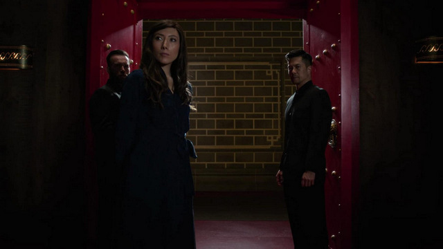 agents of shield after, before review - jiaying and li