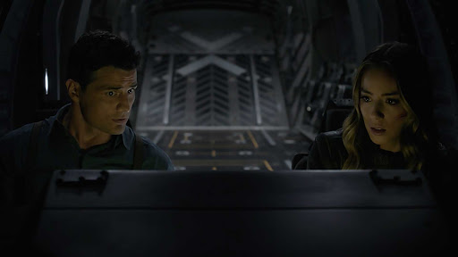 agents of shield brand new day review - sousa and daisy