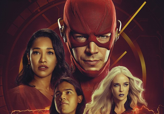 flash season 6 blu-ray
