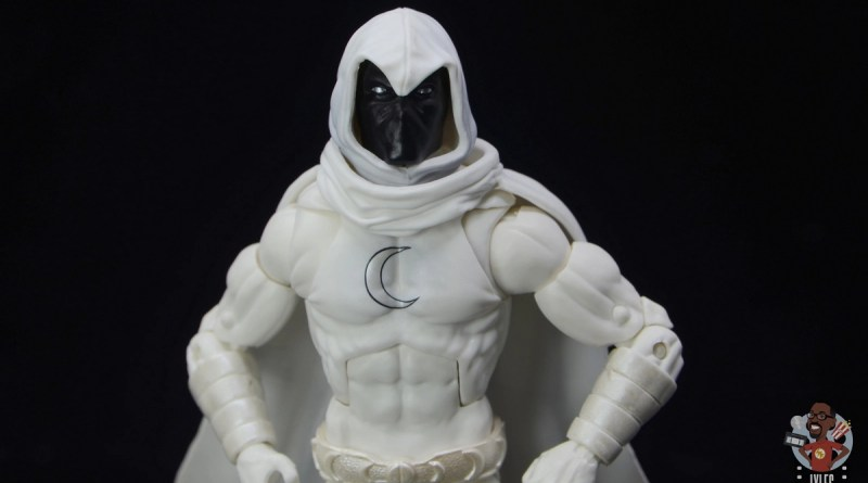 marvel legends moon knight figure review - main pic