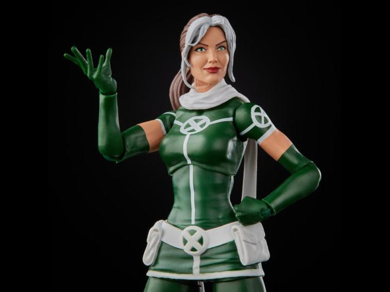marvel legends rogue and pyro two-pack -rogue main