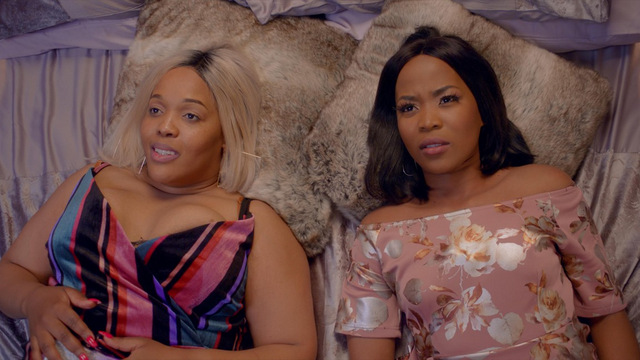 seriously single review - tumi morake and fulu mugovhani