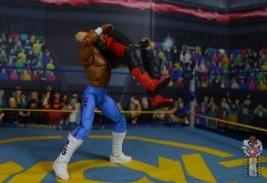 wwe elite hall of champions ron simmons figure review - belly to back suplex