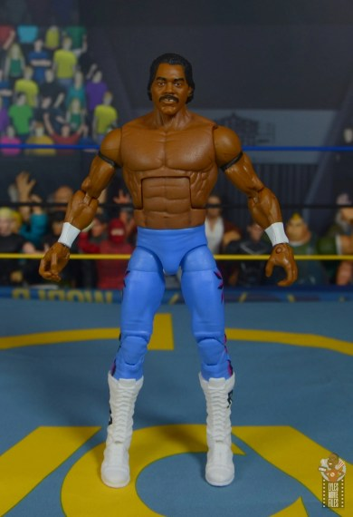 wwe elite hall of champions ron simmons figure review - front