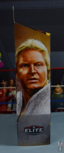 wwe legends 7 bobby the brain heenan figure review -package right side