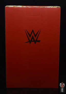 wwe sdcc elite mr. t figure review - package rear