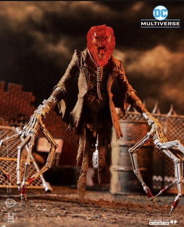 McFarlane Toys Batman last knight on Earth Scarecrow figure