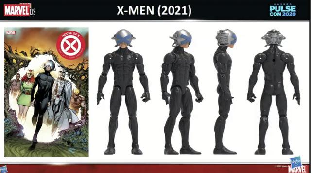 Hasbro PulseCon 2020 – professor x