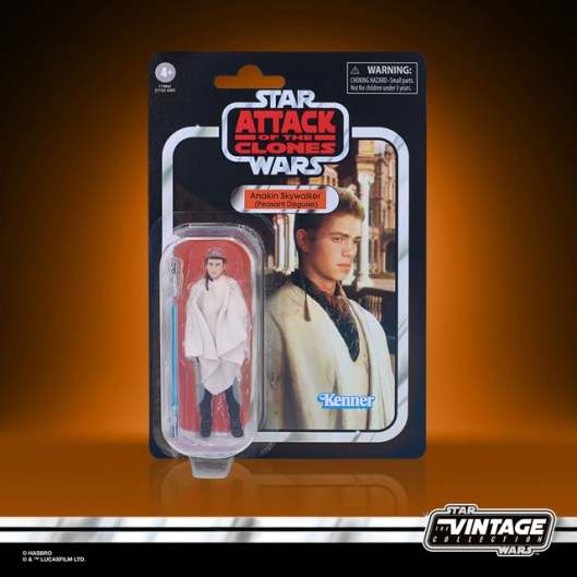 STAR WARS THE VINTAGE COLLECTION 3.75-INCH ANAKIN SKYWALKER Figure - in pck