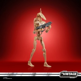 STAR WARS THE VINTAGE COLLECTION 3.75-INCH BATTLE DROID Figure - oop (2)