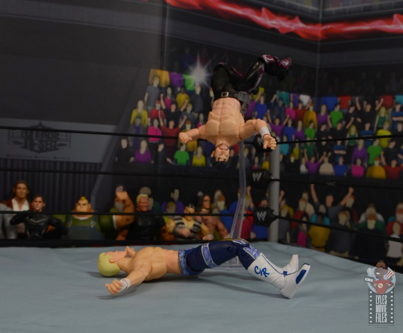 aew unrivaled kenny omega figure review - moonsault