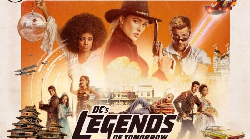 dc's legends-of-tomorrow-season 5