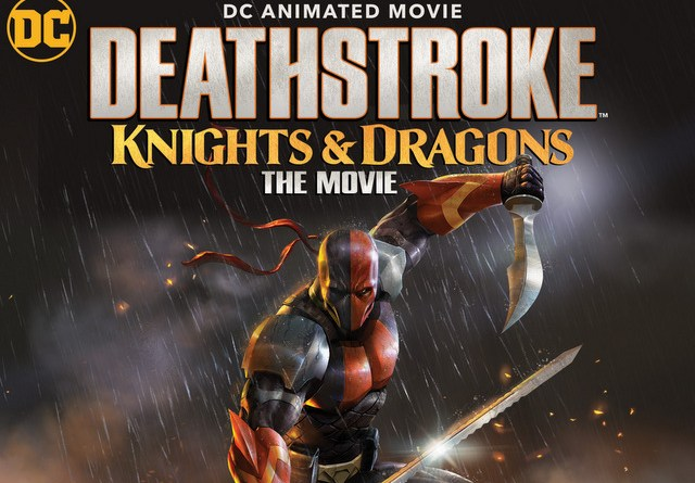 deathstroke knights and dragons review -cover