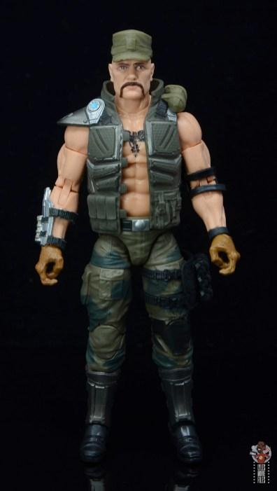 g.i. joe classified series gung-ho figure review - front