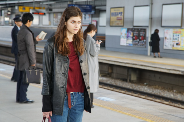 lost girls and love hotels review - alexandra daddario
