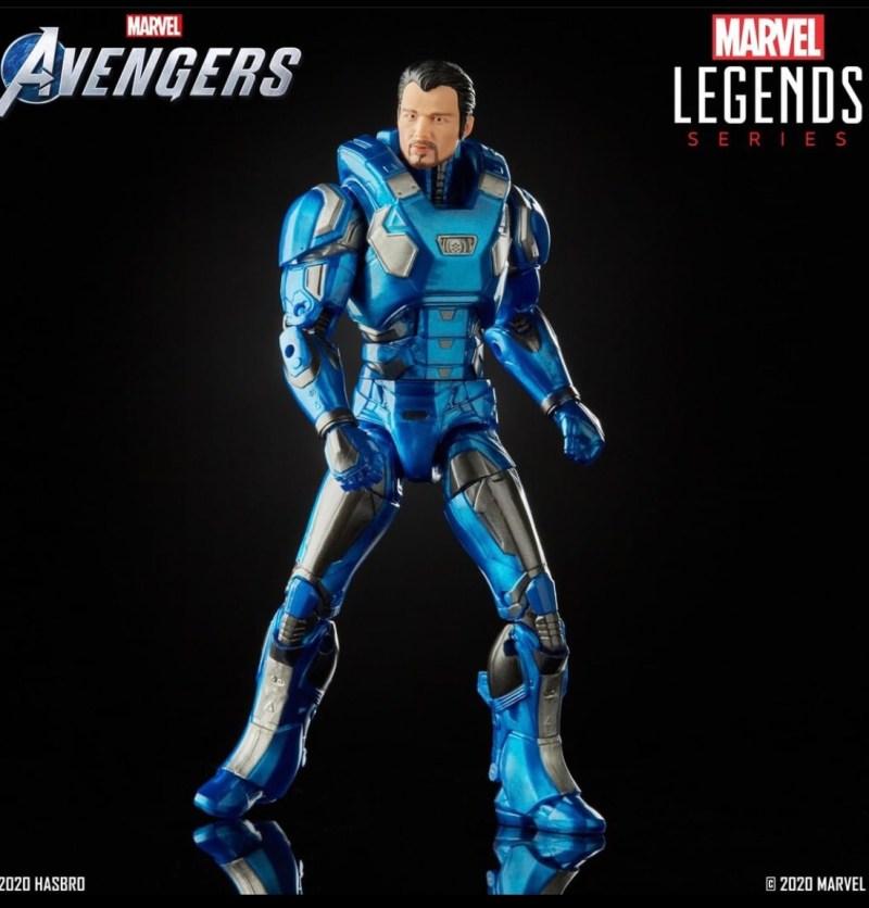 marvel legends marvel's avengers iron man