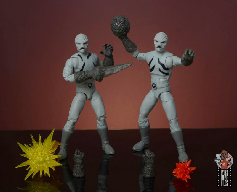 power rangers lightning collection putty patrols figure review - accessories