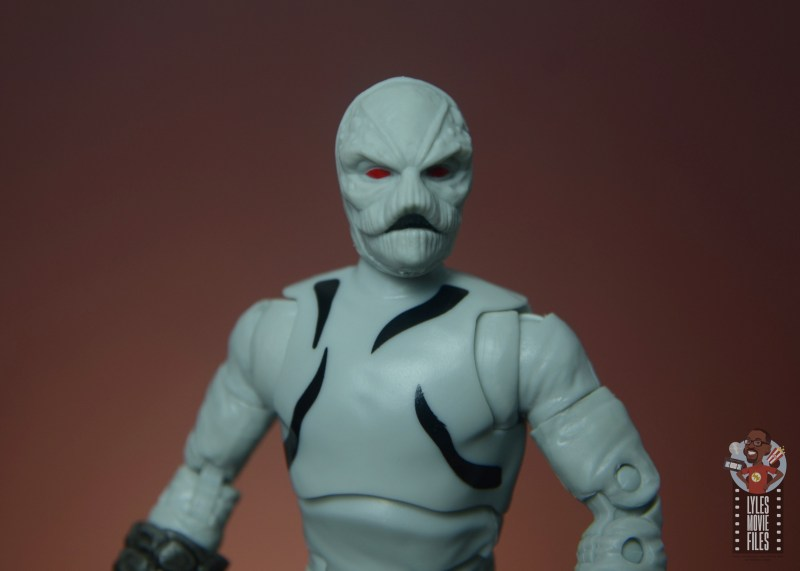 power rangers lightning collection putty patrols figure review - close up
