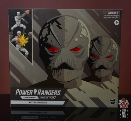 power rangers lightning collection putty patrols figure review - package front
