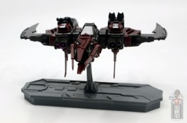 snap ships klaw attack striker review - rear