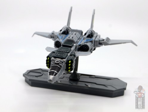 snap ships sabre x-23 light bomber review - front