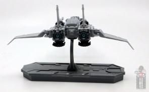 snap ships sabre x-23 light bomber review - rear