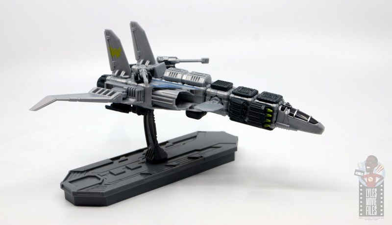 snap ships sabre x-23 light bomber review - right side