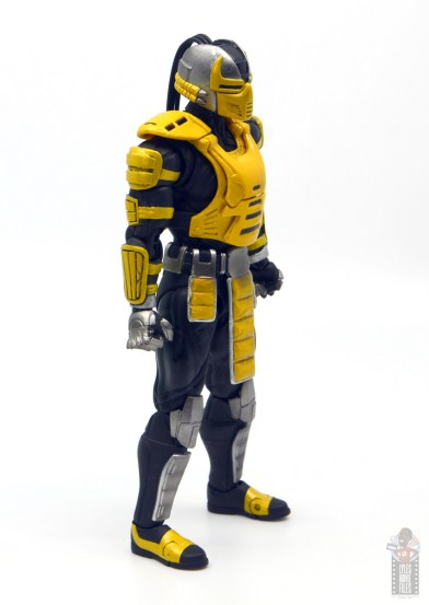 storm collectibles mortal kombat cyrax figure review - right side