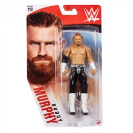 wwe basic series 113 murphy - package front