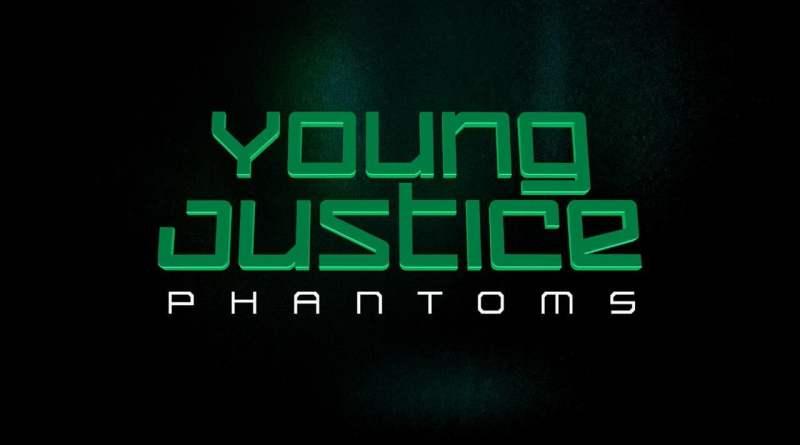 young justice phantoms logo