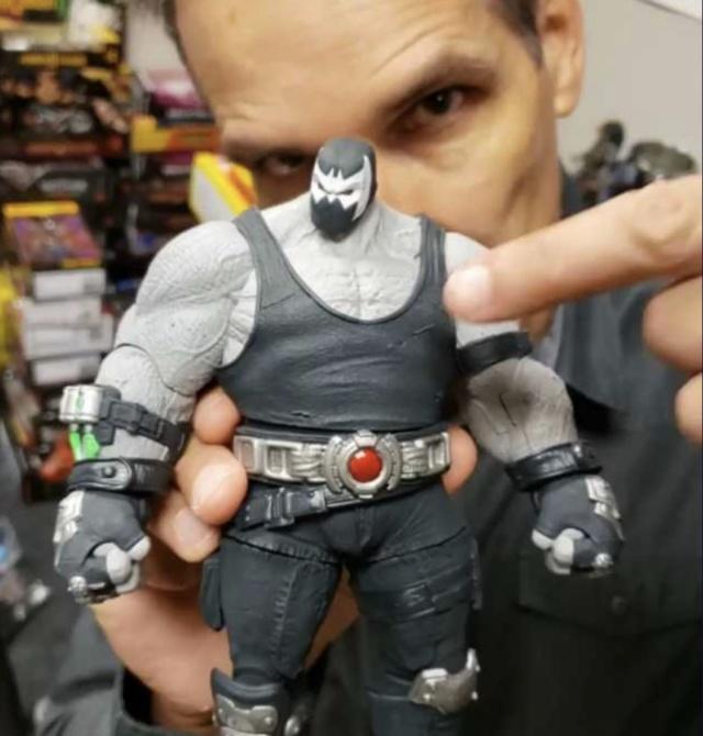 Dc multiverse Bane figures