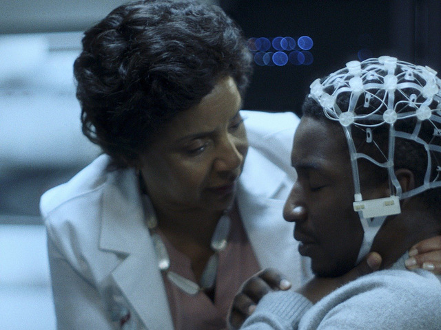 black box review - phylicia rashad and mamoudou athie