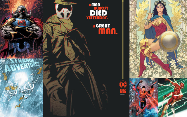 dc comics reviews 10-13-20