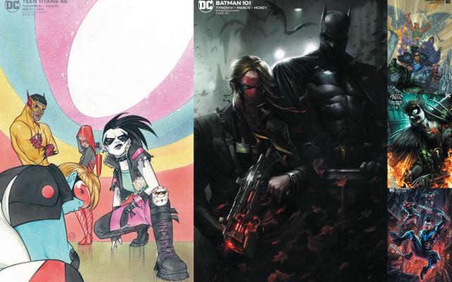 dc comics reviews 10-20-20