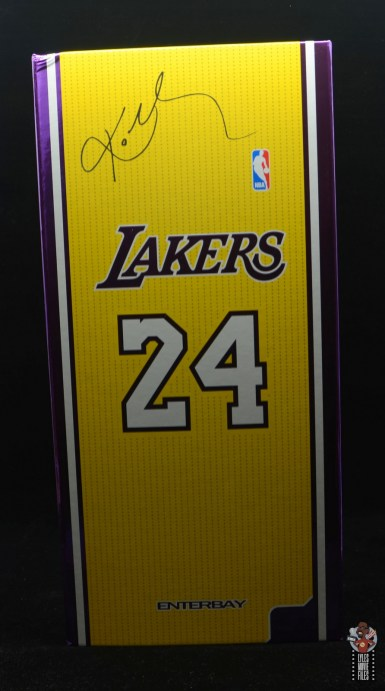 enterbay nba masterpiece kobe bryant figure review - package front