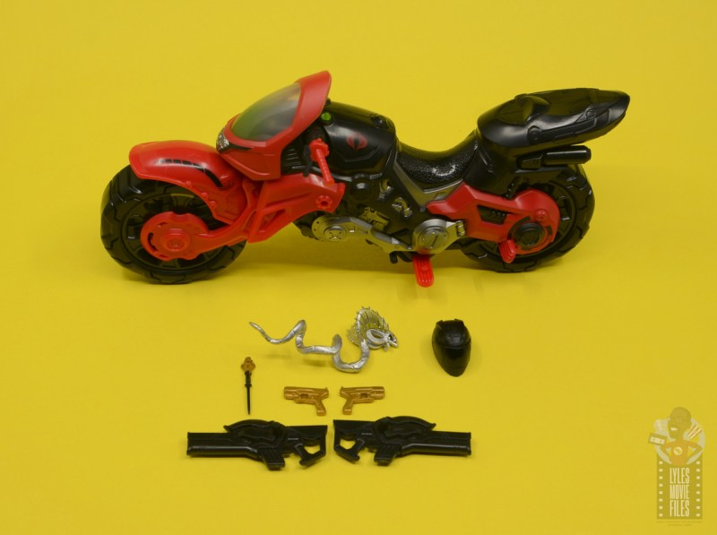 g.i. joe classified series baroness and cobra coil figure review - cobra coil and accessories